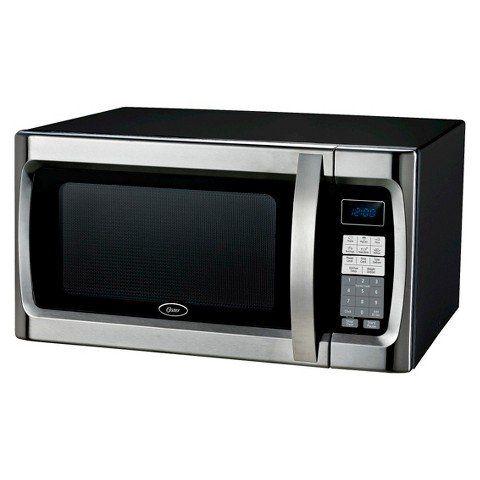 Oster 1.3 Cu Ft 1100 Watt Microwave