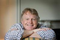 Michael Dobbs, de auteur van 'Kaartenhuis'