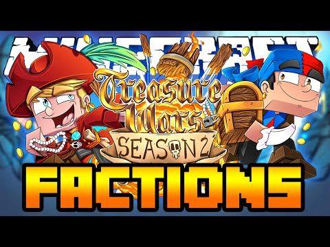 """http://minecraftstream.com/minecraft-episodes/minecraft-treasure-wars-warzone-plunder-episode-1-season-two-minecraft-factions/ - Minecraft Treasure Wars """"Warzone Plunder!"""" Episode 1 Season Two (Minecraft Factions)  Welcome to Season Two of Factions on Treasure Wars, a Custom Factions Adventure! Treasure Wars IP: Treasurewars.net ◀ Join Now! (1.7/1.8 Compatible) Treasure Wars Store Link: http://buy.treasurewars.net Vikk: https://www.youtube.com/user/Vikkstar123HD Treasure W"""