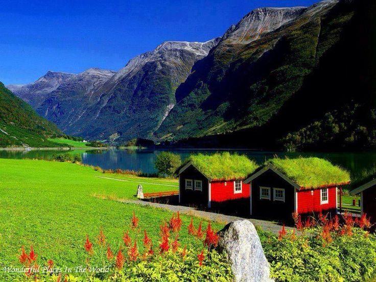 731 Best Norwegian Landscapes Images On Pinterest