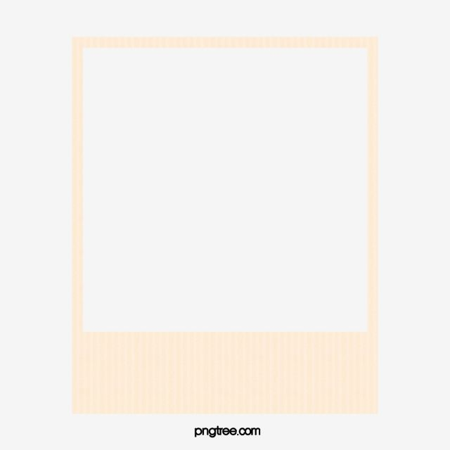 Polaroid Photo Frame Frame Clipart Simple Border Polaroid