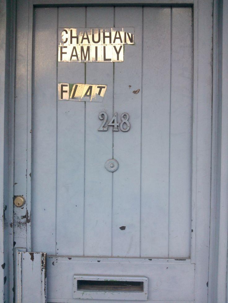 Nice door, Belsize Park