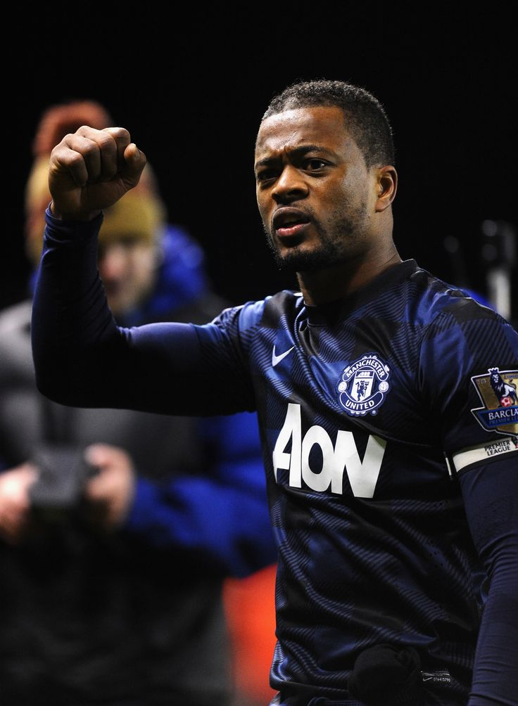 Manchester United can confirm that Patrice Evra's contract has been extended by a further year.
