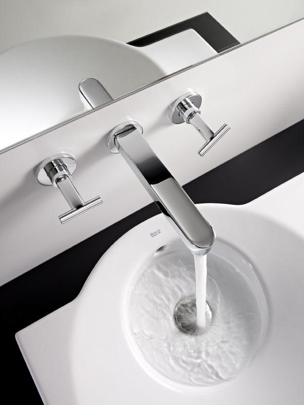 Przykład baterii do łazienki (ROCA)