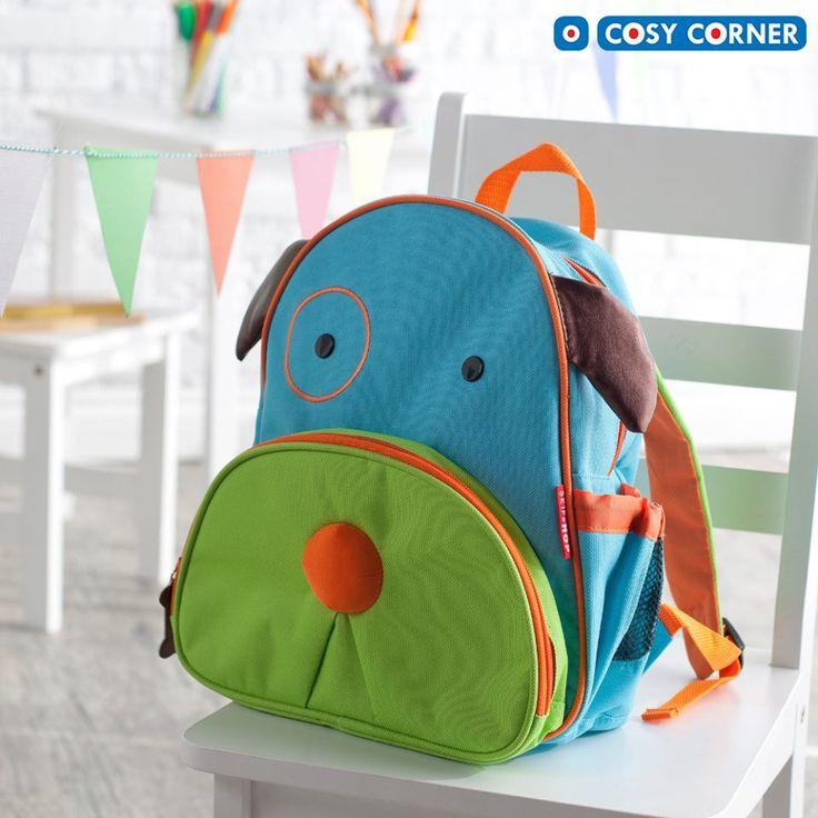 Zoopack Σακίδιο Πλάτης Σκυλάκι - Το διασκεδαστικό και λειτουργικό σακίδιο πλάτης που λατρεύουν τα μικρά παιδιά! 24,95€ https://goo.gl/c4OtPw
