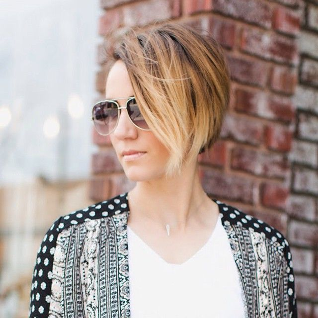 50 Coolest Short Hair Ombre Designs – Hottest Ot-Trend Styles