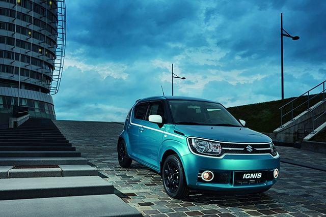 Noul Suzuki Ignis, disponibil de la 9.450 euro