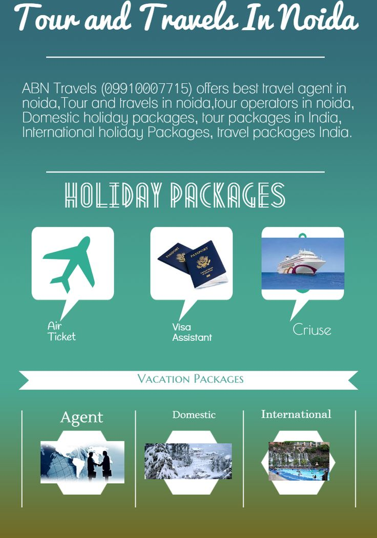 Best ABN Travels Vacation Pvt Ltd Images On Pinterest Tour - Vacation tour and travel