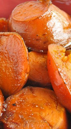 Mexican Candied Sweet Potatoes (Camotes Enmielados)