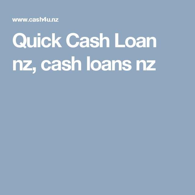 Quick Cash Loan nz, cash loans nz
