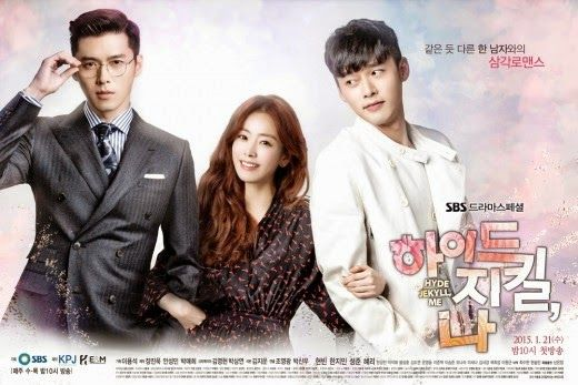 Enjoy Korea with Hui: 'Hyde, Jekyll, Me' Episode 19 Review