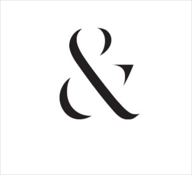 22 Best Images About Ampersand On Pinterest Ampersand