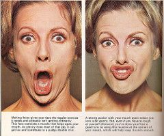 Image by mod as hell  via Flickr Facial exercises promote a smooth and wrinkle free skin. As facial muscles loose firmness, the facial exerc...
