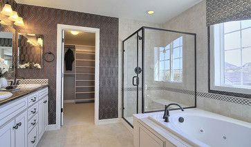 richmond american HOMES PICTURES | Richmond American Homes - Southern Colorado contemporary-bathroom