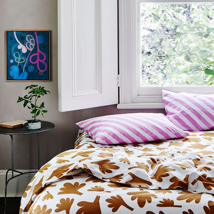 FERN QUILT COVER – Castle and Things