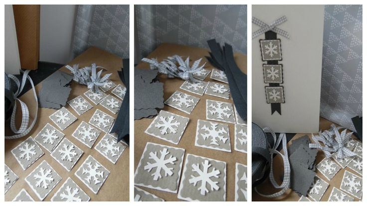 Making your own Xmas cards