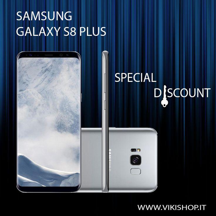 Samsung S8 Italia Silver 64GB !!! https://www.vikishop.it/smartphone/42-samsung-galaxy-s8-plus-64gb-argento-tim-italia-sm-g955fzsaitv-8806088815633.html #samsungs8 #galaxys8italia #samsungs8italia #samsungs8prezzo #s8silver #galaxys8silver #samsungs8silver #spedizionegratuita #vikishop #italia