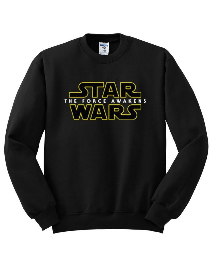 Star Wars- The Force Awakens Sweatshirt: