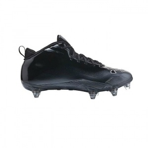SALE - Mens Under Armour Nitro III Football Cleats Black - Was $89.99. BUY Now - ONLY $39.97