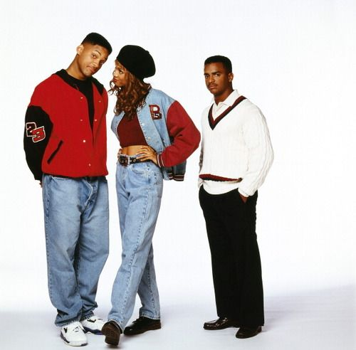 '90s: Fresh Prince of Bel-Air