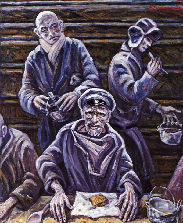 stalins prison camps as depicted in one day in the life of ivan denisovich It's been 50 years since the publication aleksandr solzhenitsyn's one day in the life of ivan denisovich, which laid bare for the first time the extent of stalinist.