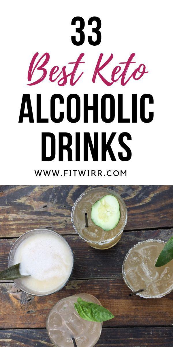 33 Keto-Alkoholgetränke die Sie kohlenhydratarm und ketofreundlich genießen k…