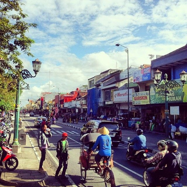 Beautiful city with friendly people make everybody who visited here feel so cozy - in DI Yogyakarta