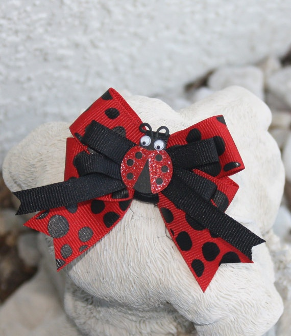 how to make bow clips