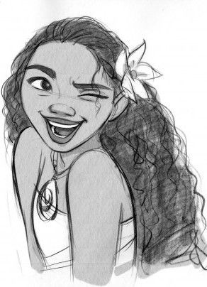 'Moana': New Concept Art and Storyboard Images Go Behind the Scenes of Disney's Animated Epic