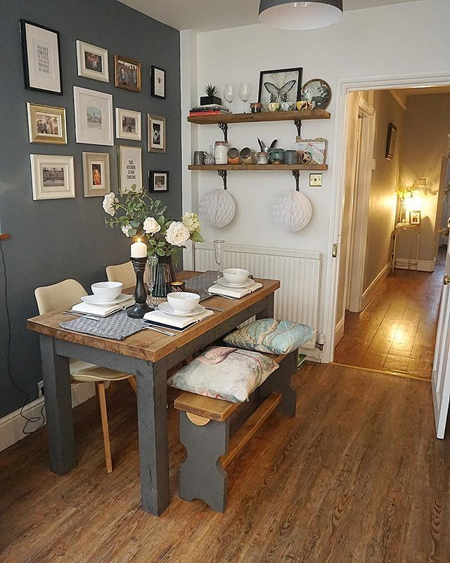 Morning My Last Day Of The Festive Break And Then It S Back To Work Tomorrow I M Going To Dining Table In Living Room Dining Room Small Dining Room Victorian #small #living #room #dining #table