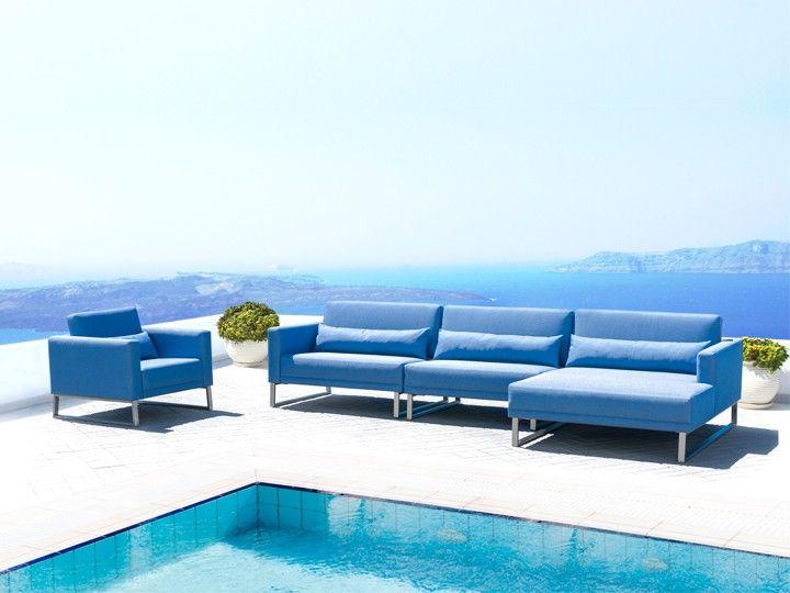 Bari Gartenmobel Loungegruppe Gartenset D Silvertex Sitzgruppe 16