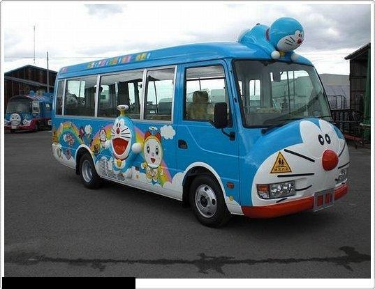 21 best doraemon images on pinterest doraemon doraemon a japanese cartoon character bus doraemon bus voltagebd