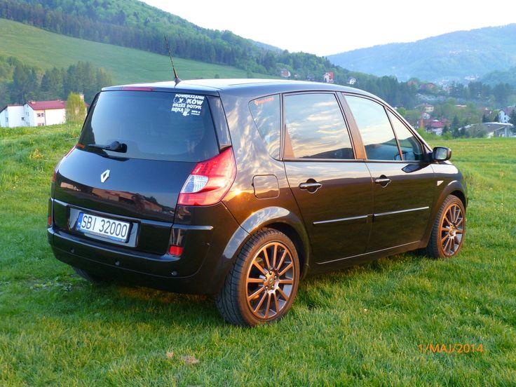 Renault Scenic II Phase II PRZEMO
