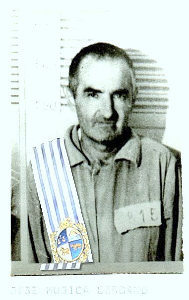 Pepe Mujica, el fotogénico