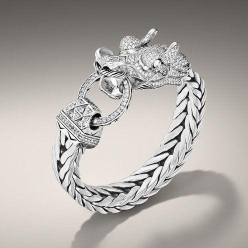 NAGA COLLECTION Dragon Head Bracelet