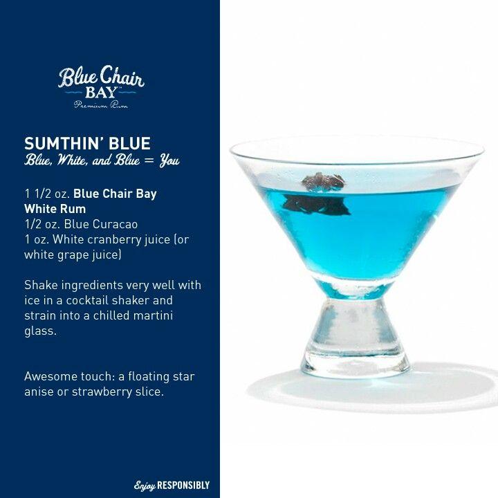 Good Kenny Chesneyu0027s Blue Chair Bay Rum!