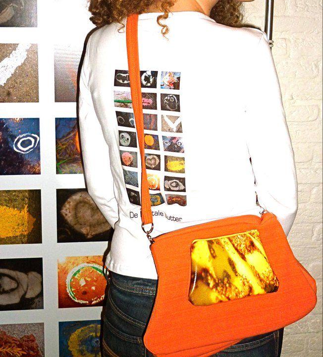 Citymarks Design City Mark Bag Marks-Philo Gregoire Bag   - Antonio Pepers