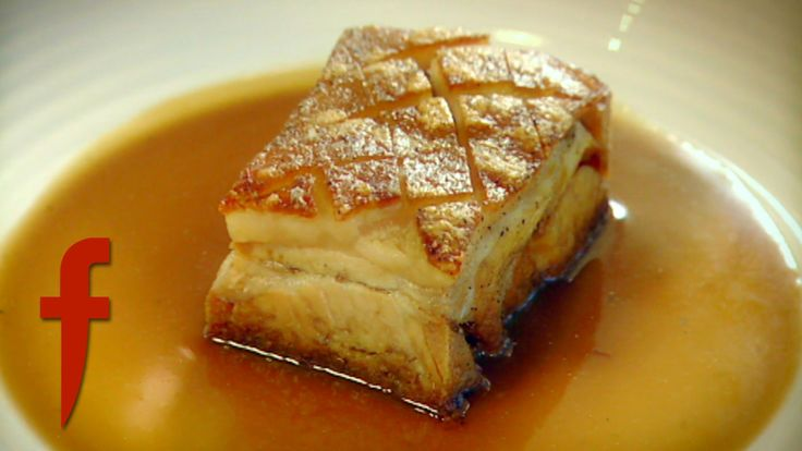 Crispy Pork Belly   Gordon Ramsay's The F Word Season 2