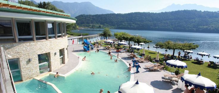 Parc Hotel Du Lac in Levico Terme : great Hotel, super Gourmet restaurant