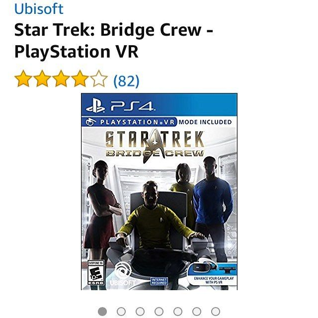I love the new PS4 vr games they are everything Ive dreamed of as a kid. Hit me up if youve got this game. Looking for people to play Starblood Arena and other PS4 VR games with. Join my Discord channel for $10 this month normally $50! #gamergirl #ps4 #ps4vr #vr #trek #startrek #nerd #geek