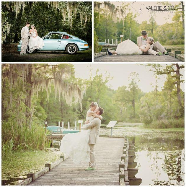 Charleston Wedding Photography - Vintage Details - Bride & Groom - Monks Corner, SC, www.valerieandco.com