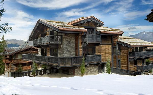 "Exclusivo Chalet de Esquí ""Eidelweiss"" en Courchevel 1850"