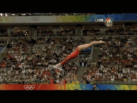 Shawn Johnson (USA) - 2008 Olympics - Vault - YouTube