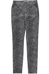 #Geisha - 5-pocket broek met #luipaardprint #leopard #print #pattern #fall16 #fashion