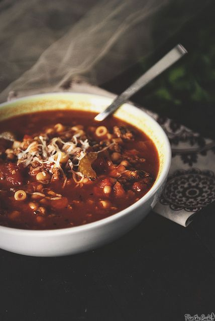 Copycat Olive Garden Pasta E Fagioli Recipe Gardens Vegetables And Olive Gardens