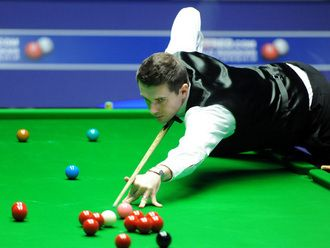 Mark Selby matches unwelcome record: Mark Selby helped to match a Crucible record as he was knocked out of the World Championship but it was one he would have wanted no part of. World number one Selby on Wednesday night lost 10-3 to Dartford-based qualifier Barry Hawkins as the neck problem which forced him out of the recent China Open seriously affected his movement.""