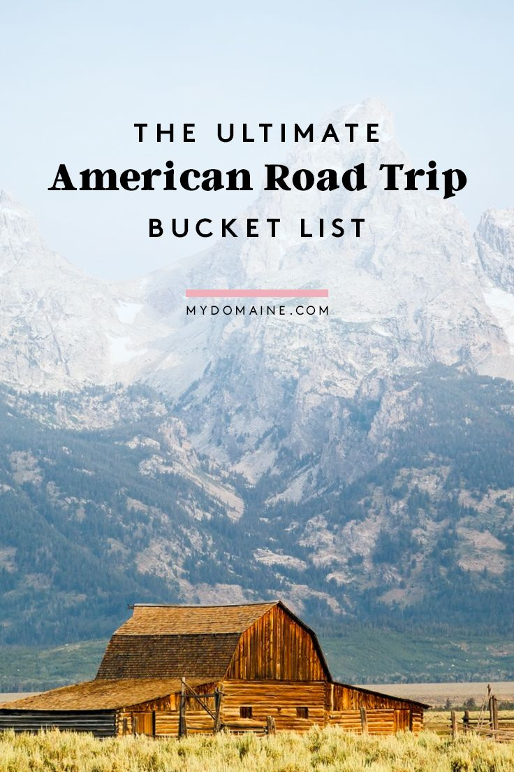 Destinations every American should visit when driving across the country