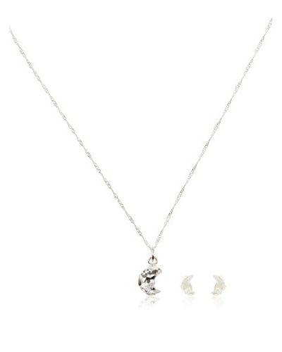 Cordoba Jewelles Set catenina, pendente e orecchini argento 925