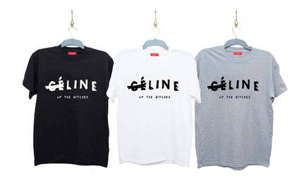 Céline Me Alone by Claire Pierce