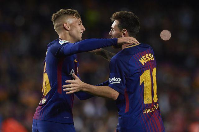 How should Barcelona line up against Girona?